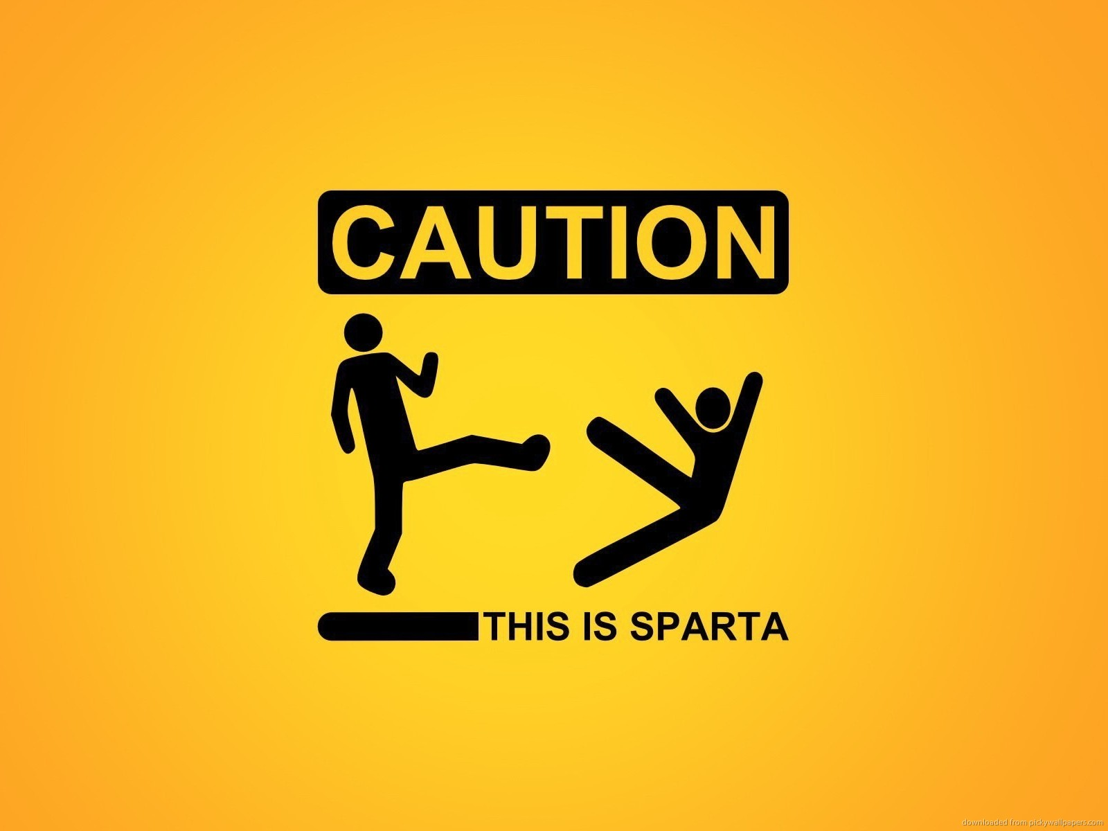 ... Caution This is Sparta for 1600x1200