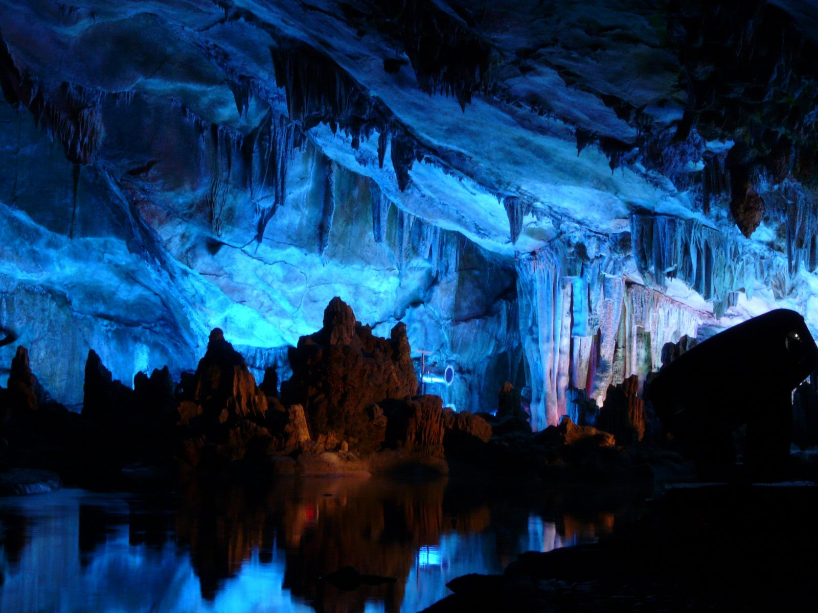Guilin Crystal Cave, China