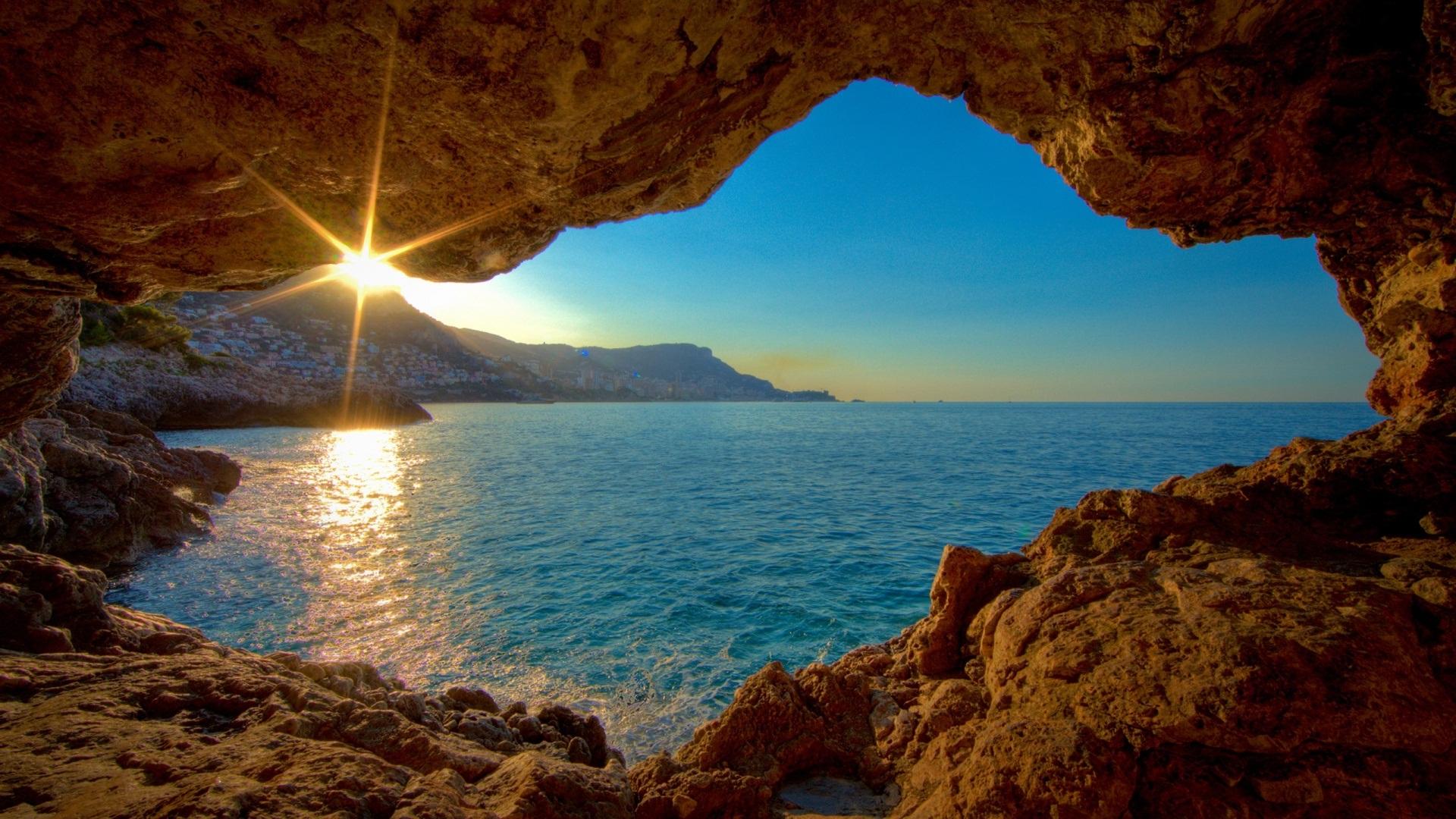 Gorgeous Cave Wallpaper