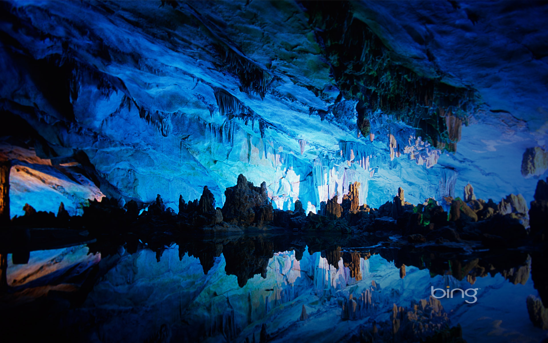 Seven Star Cave China