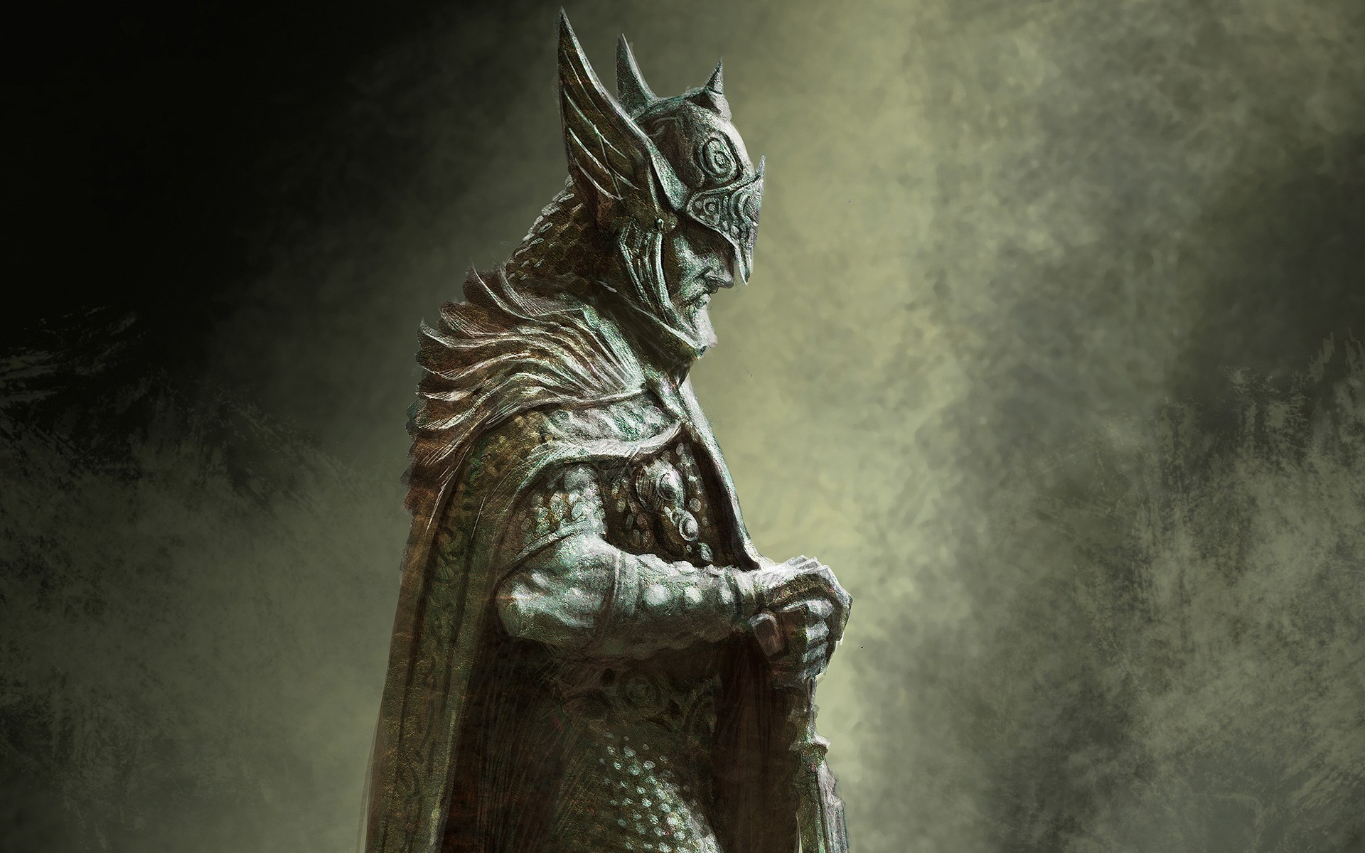 celtic warrior statue hd wallpapers