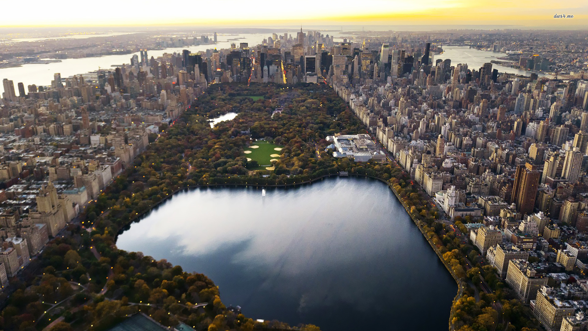 Central Park New York City, America ,