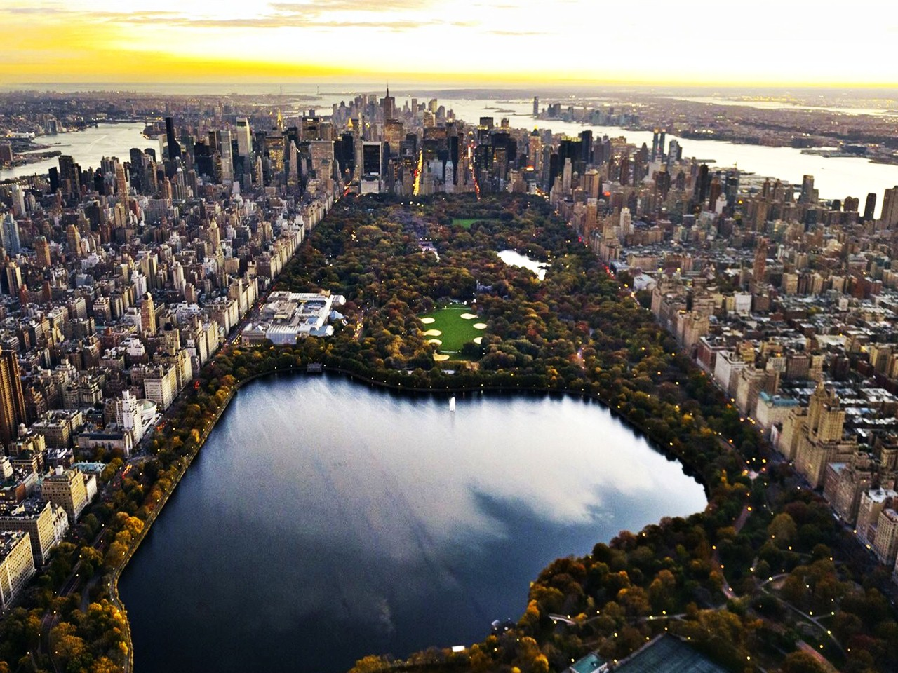 As one of America's greatest works of art and the nation's first public park, Central Park has become the most famous and beloved urban park in the world.