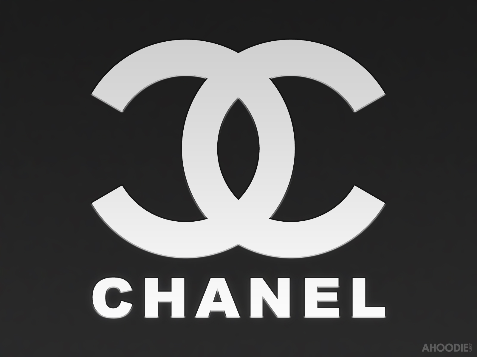 It is an image of Printable Chanel Logo with wall