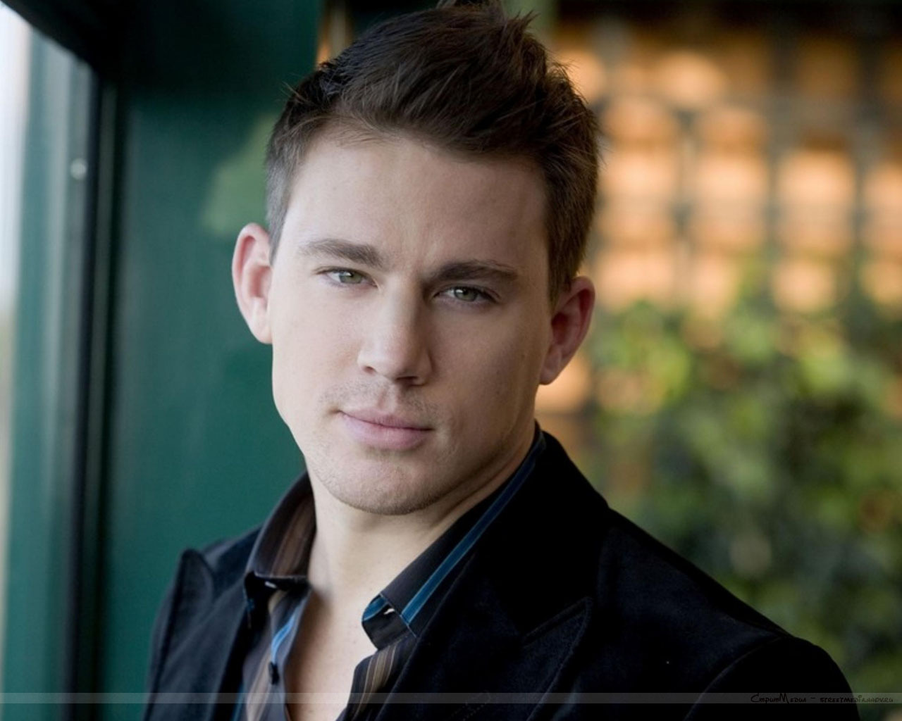 Soon to be seen taking to the stage and stripping in comedy sequel MAGIC MIKE XXL, superstar Channing Tatum has his heart set on drama TWO KISSES FOR MADDY.
