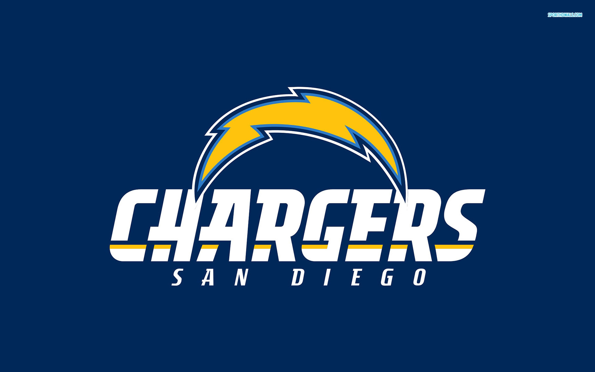 San Diego Chargers wallpaper 1920x1200