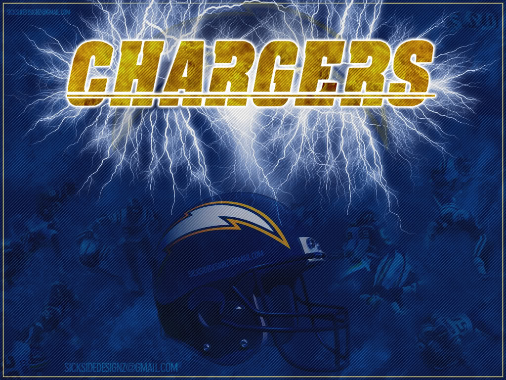 Chargers Wallpaper 1024x768 69205