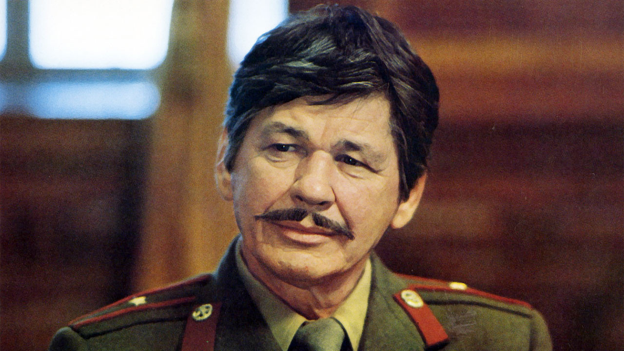 A Soviet agent (Charles Bronson) is sent to the USA to stop a disgruntled KGB officer from activating sleeper agents tasked with destroying critical ...