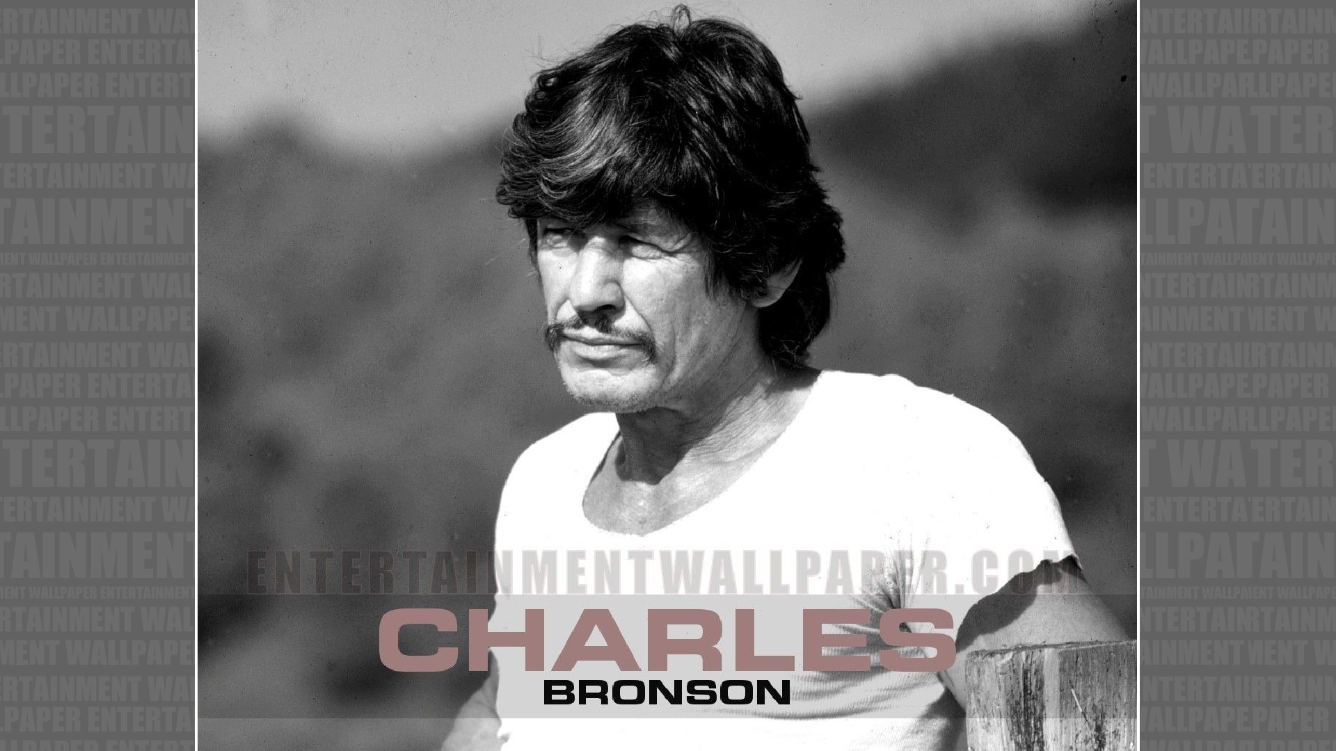 Charles Bronson Wallpaper - Original size, download now.