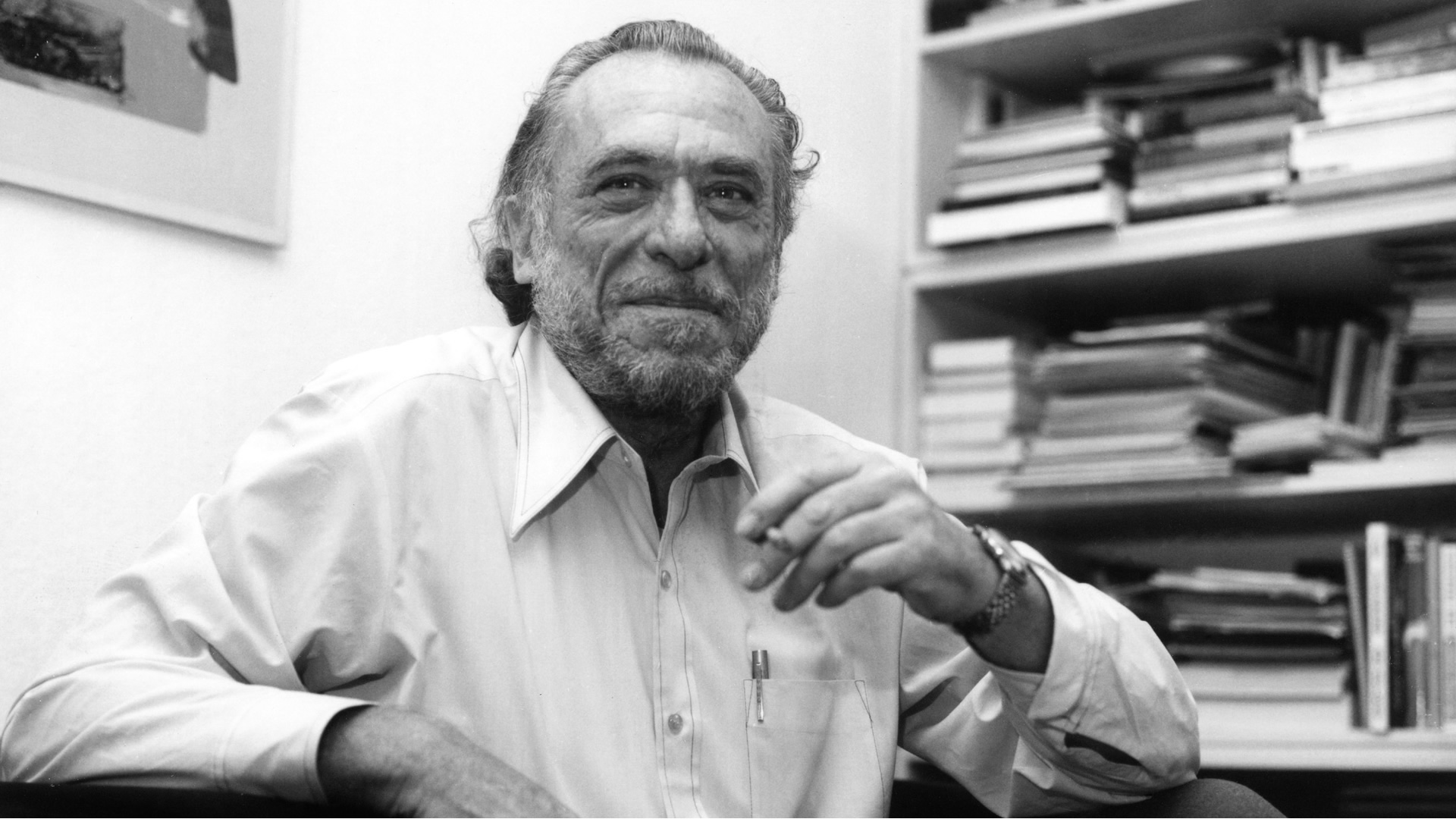 "2. ""...A man gets paranoid when he has 300 hangovers a year.""—Charles Bukowski, Women"