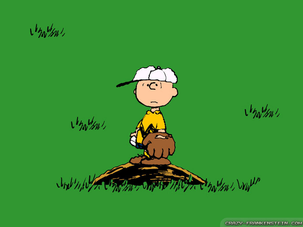 Wallpaper: Charlie Brown 2