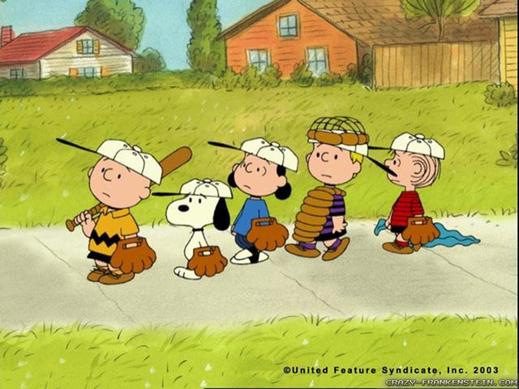 Charlie Brown Wallpaper