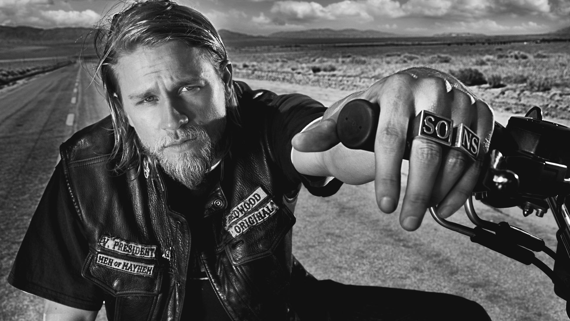 Charlie Hunnam Wallpaper HD