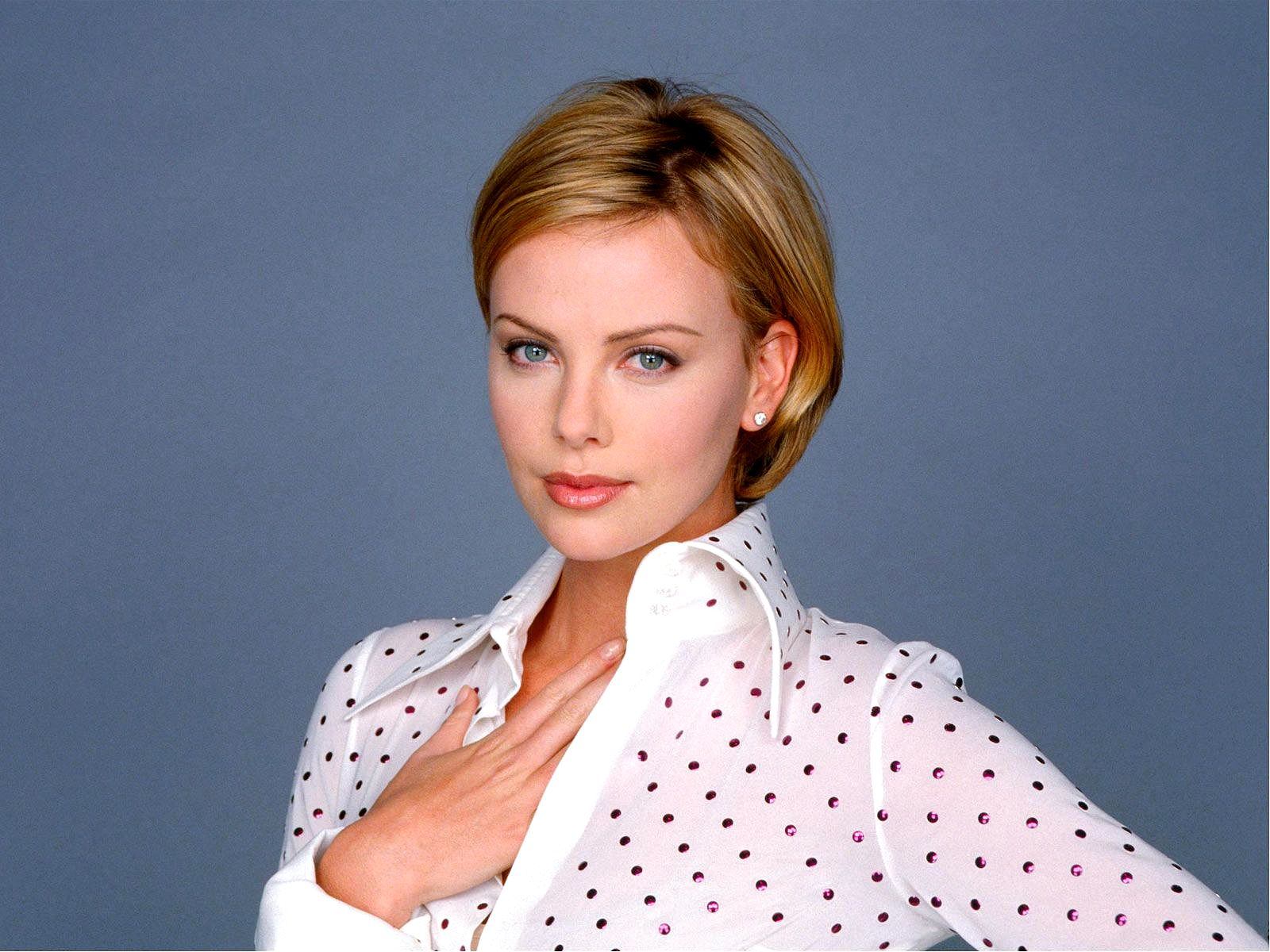 Charlize Theron Res: 1600x1200 / Size:245kb. Views: 479577