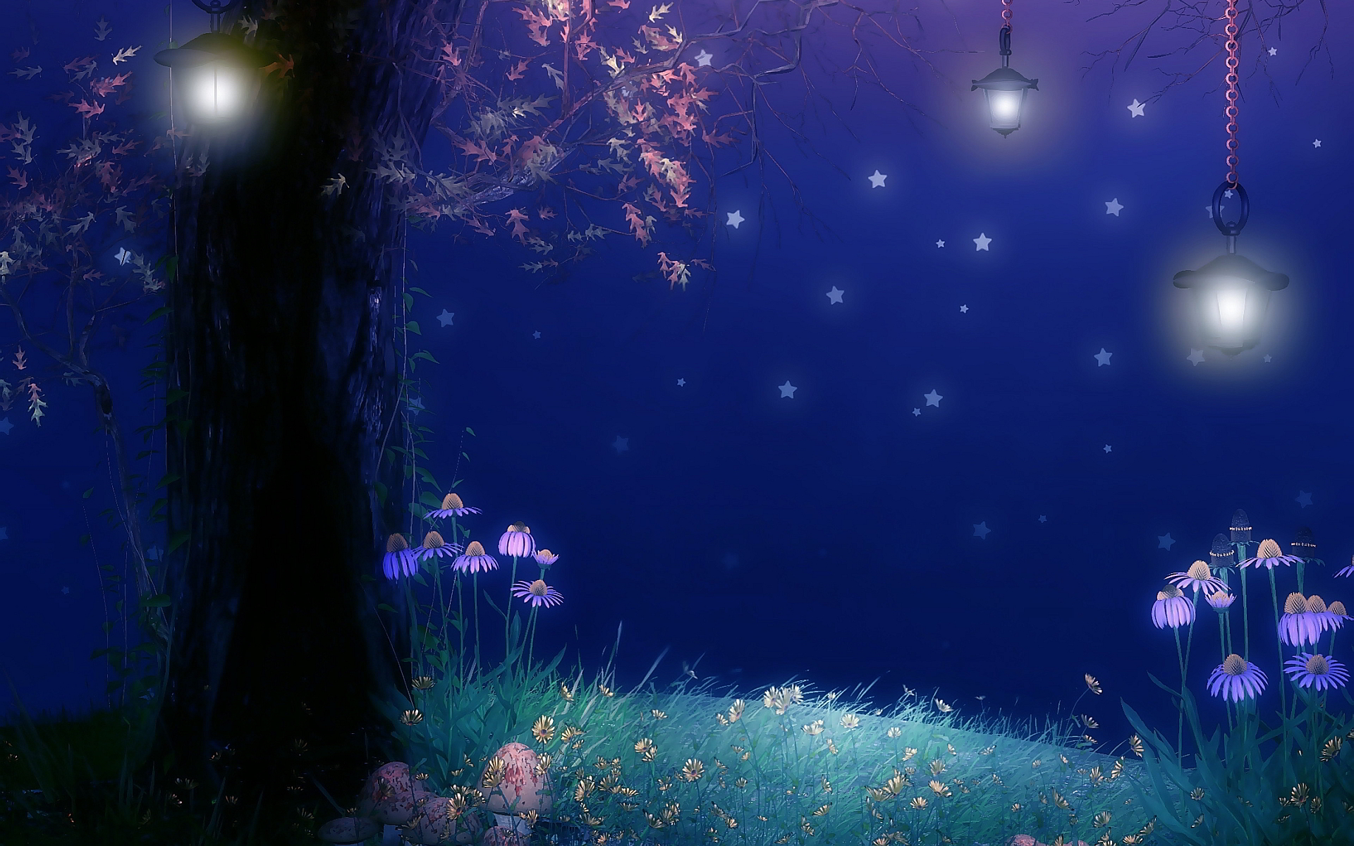Charmed fairy world
