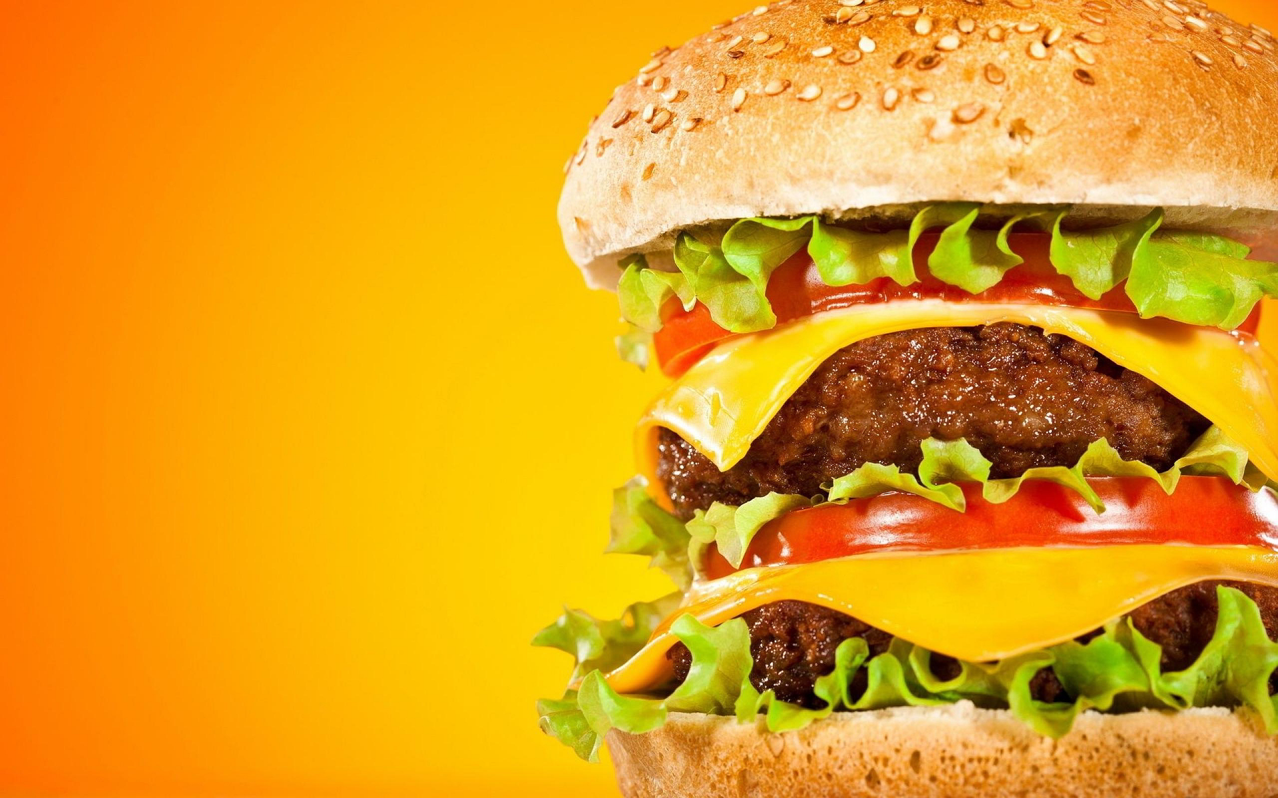 Cheeseburger Wallpaper HD