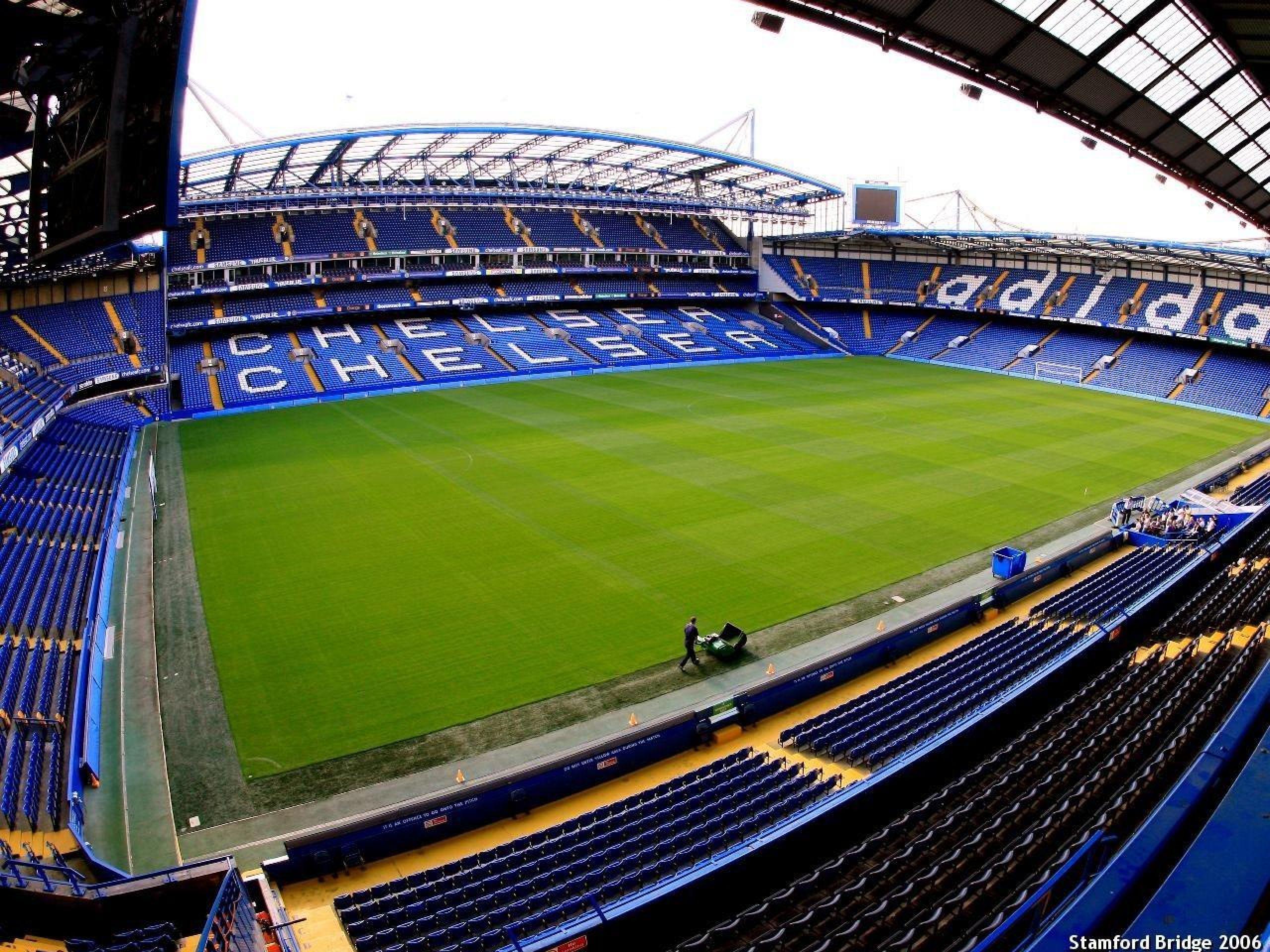 Chelsea Stadium Wallpaper