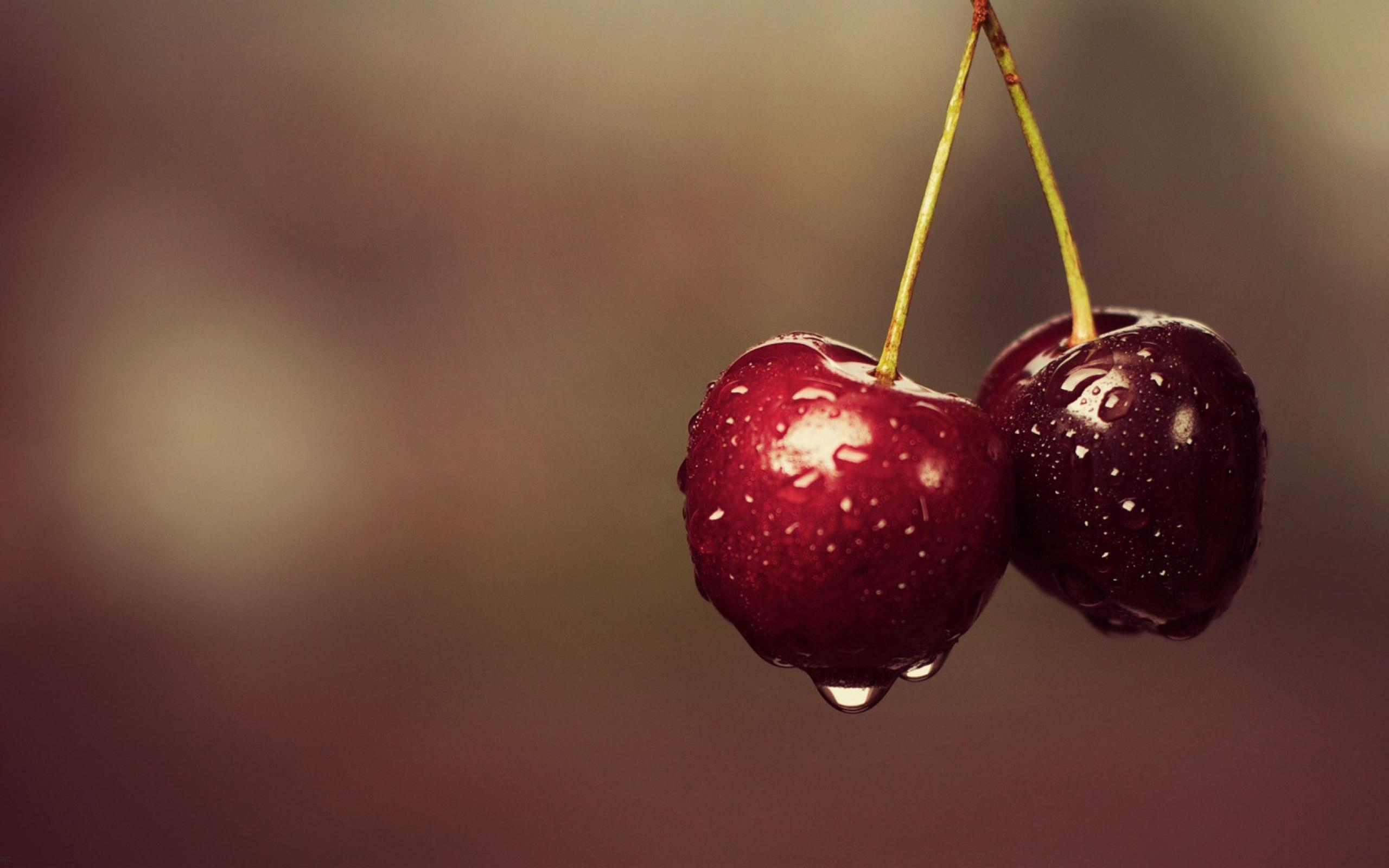 Wet Cherries