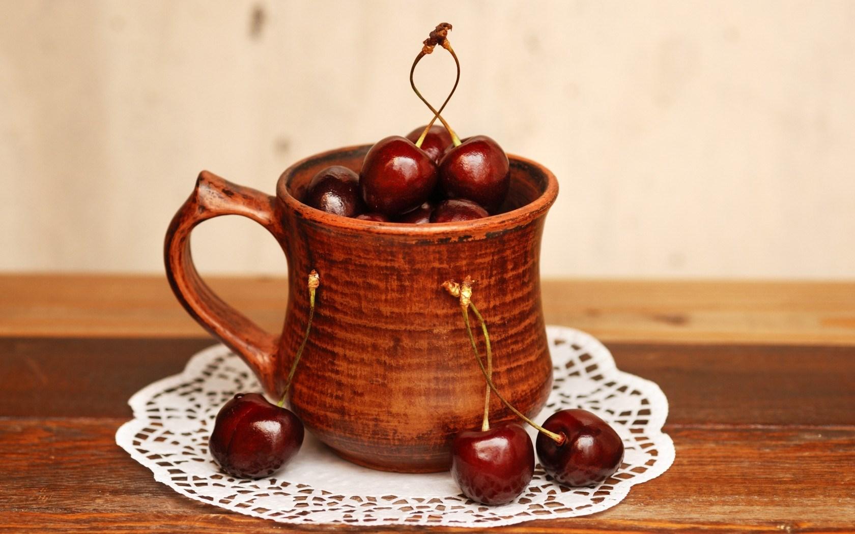 Cherries Cup