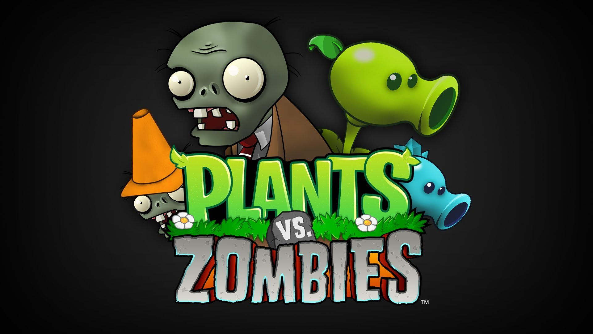 Cherry Two Plants vs Zombies Art