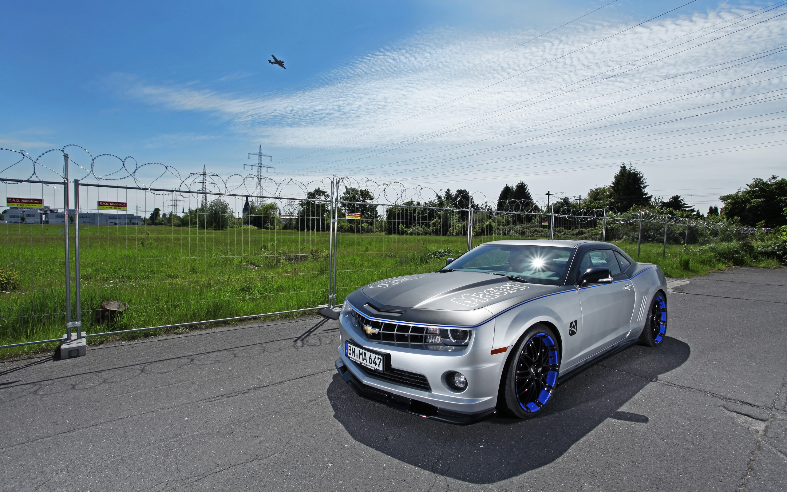 2012 Chevrolet Camaro By Magnat