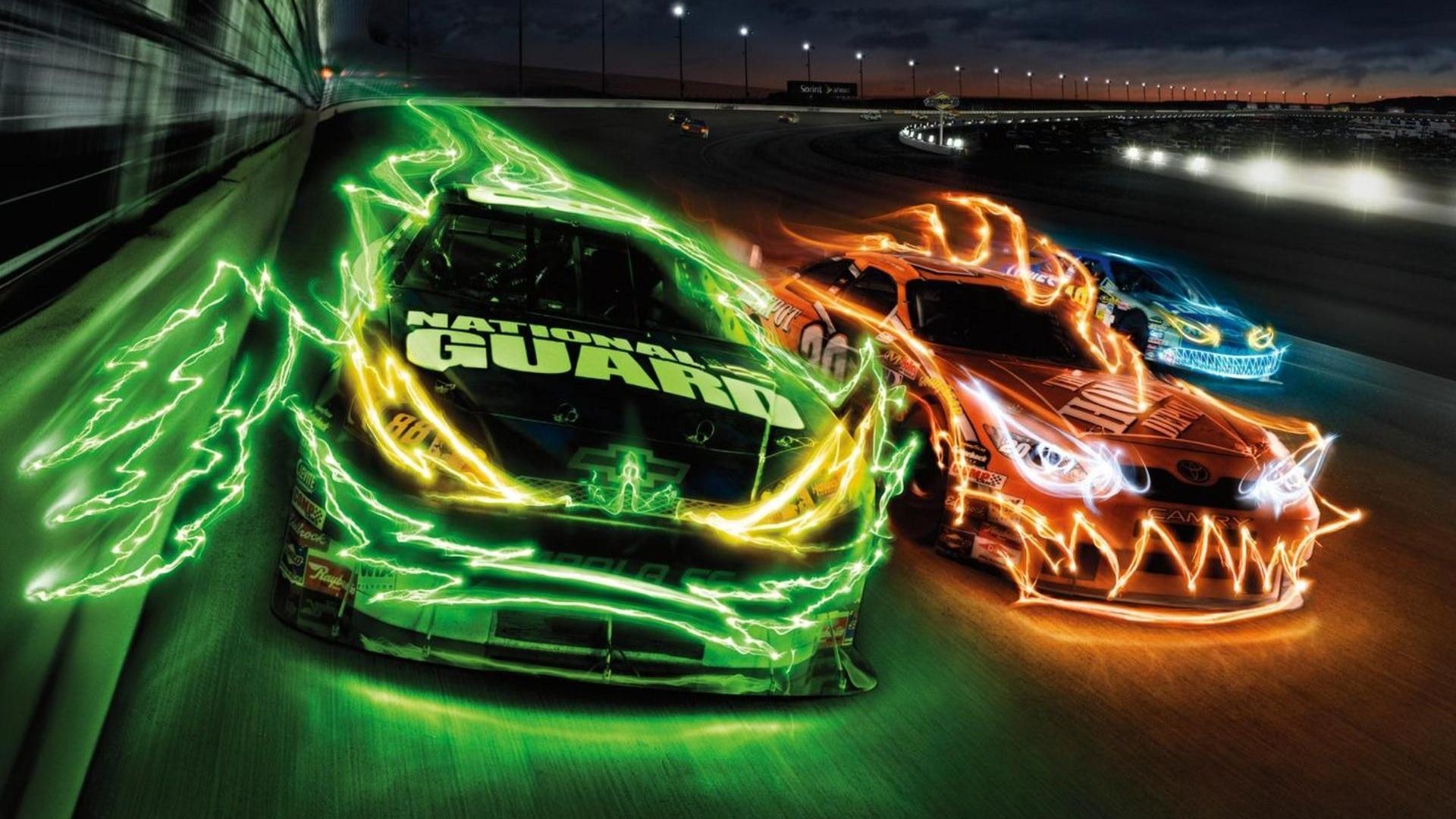 Chevrolet Racing Art
