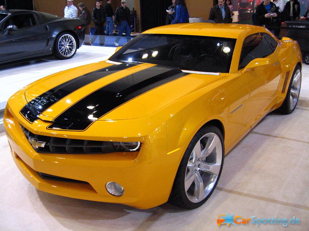 Chevrolet Camaro Images: