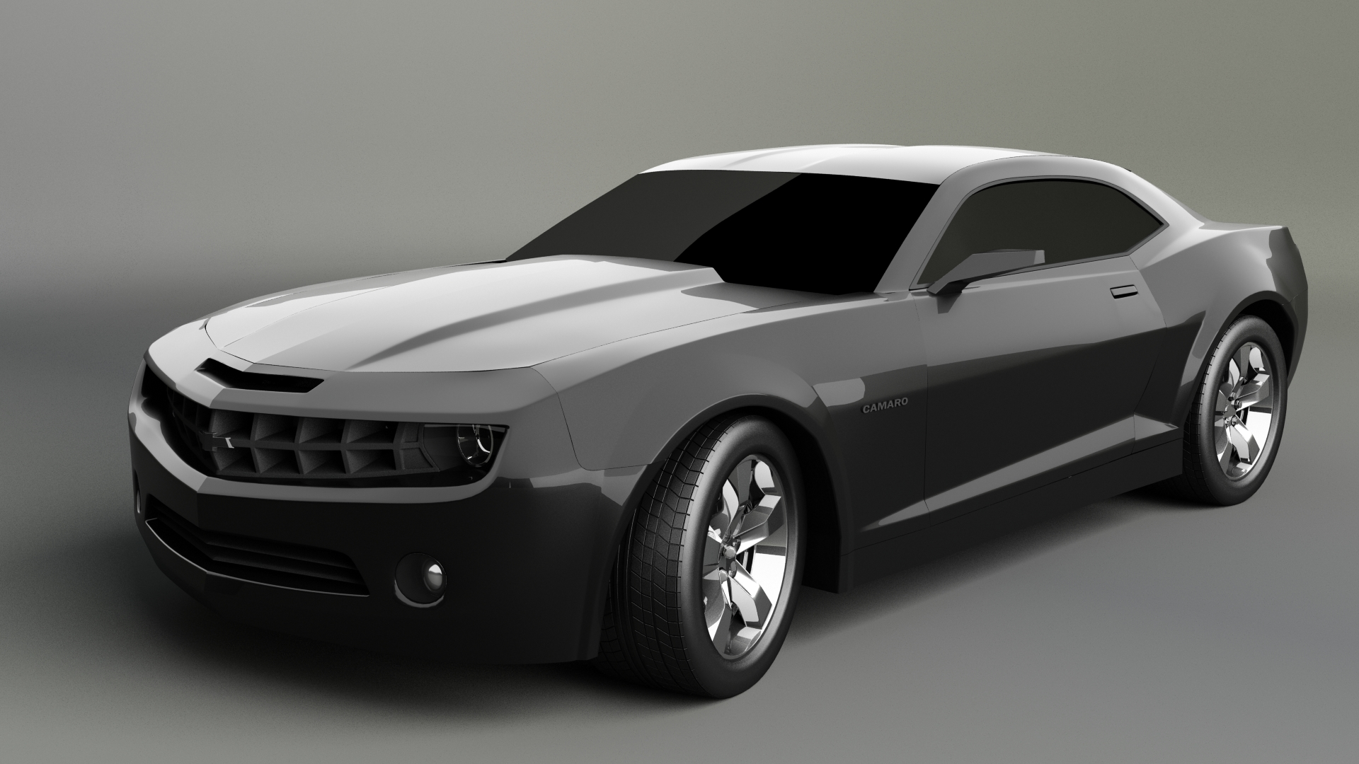 Chevy Camaro by Wintersun-nw