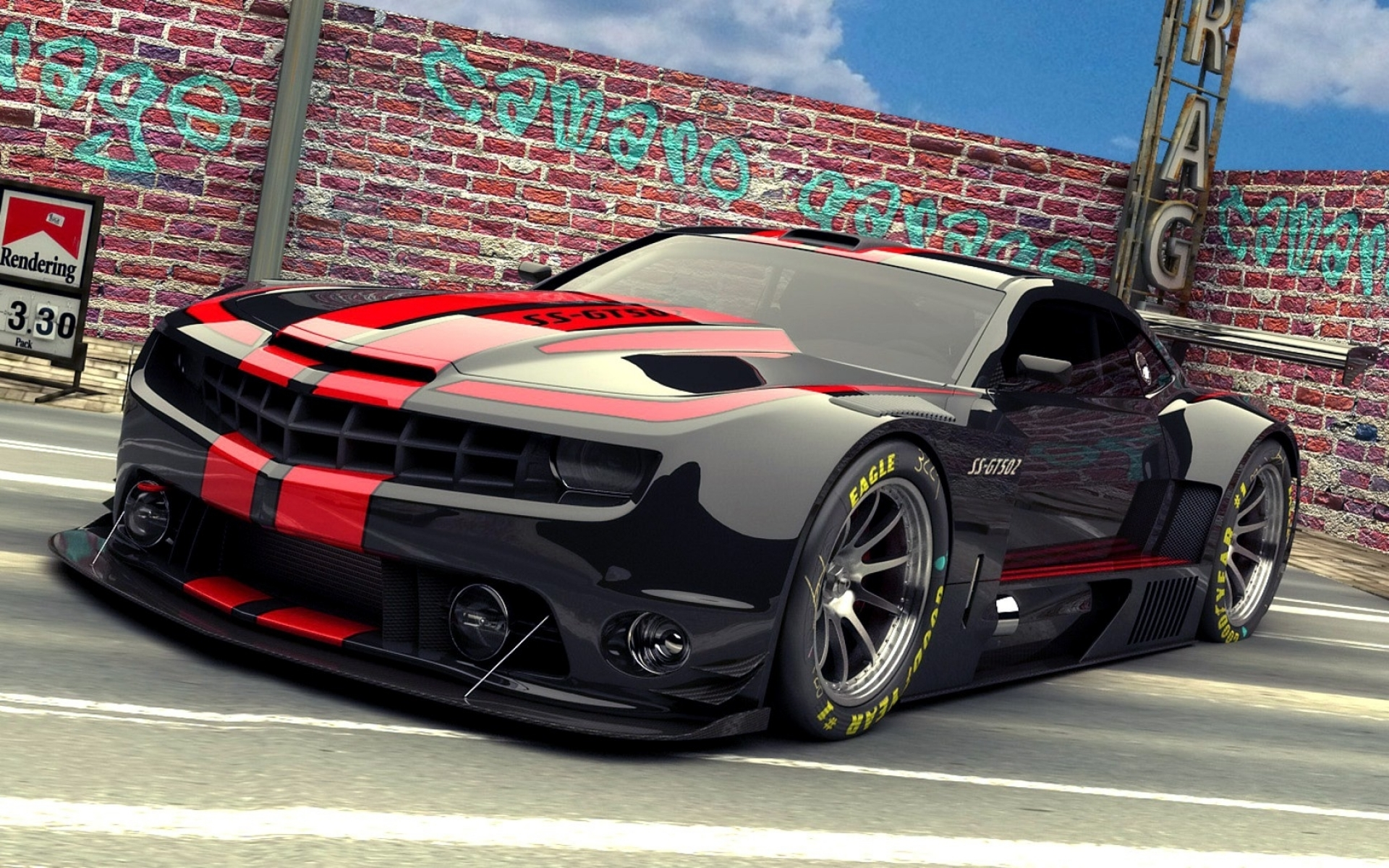 "Related Post ""chevy camaro wallpaper"""