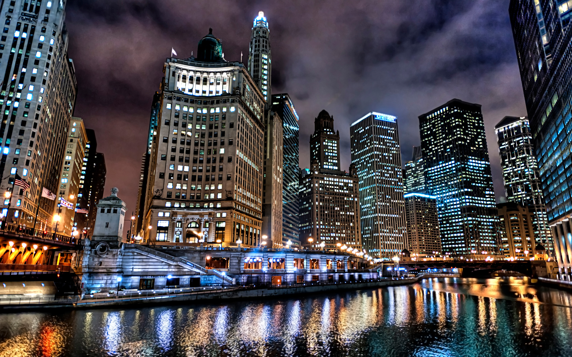 Chicago Backgrounds