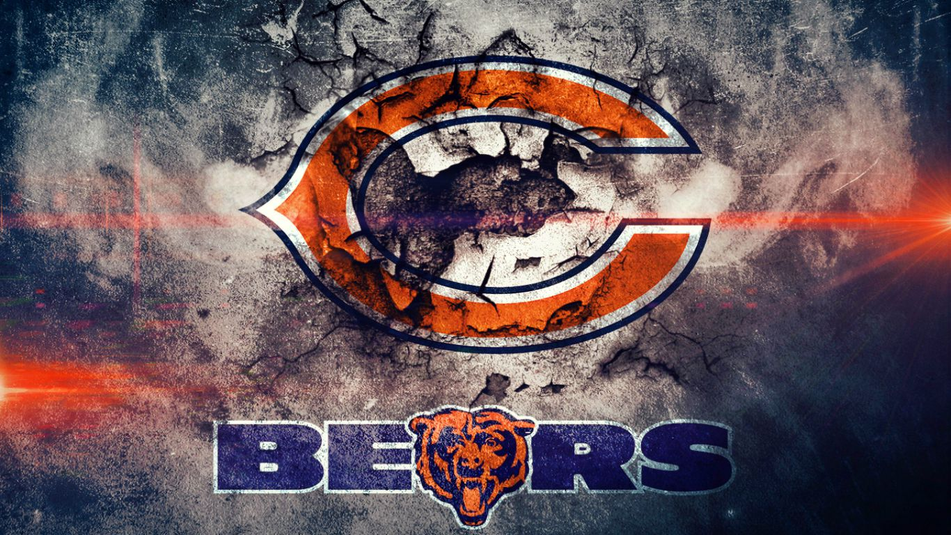 bears logo wallpaper