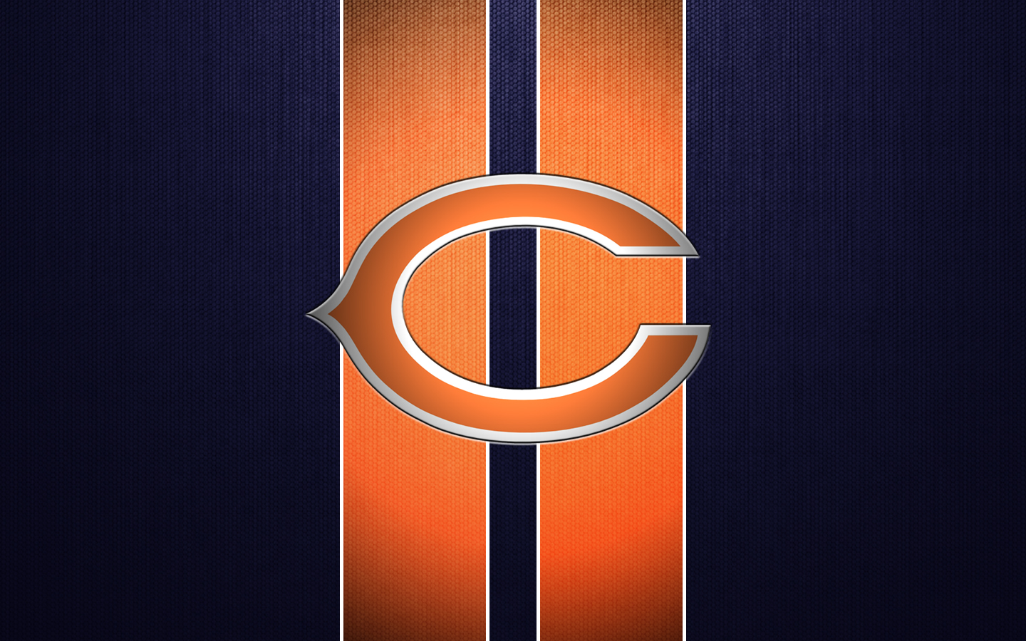"Download the following Fantastic Chicago Bears Wallpaper 44443 by clicking the orange button positioned underneath the ""Download Wallpaper"" section."