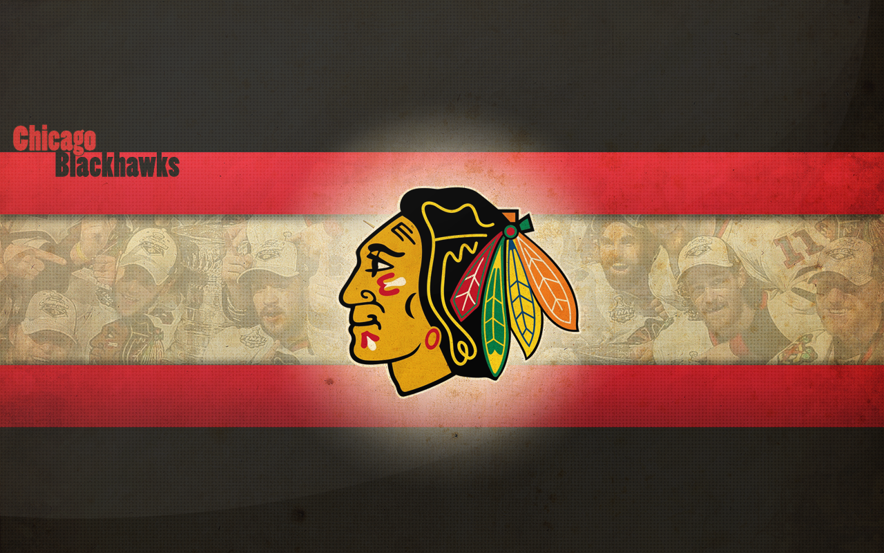 Chicago Blackhawks Wallpaper #5949 - Resolution 1280x800 px