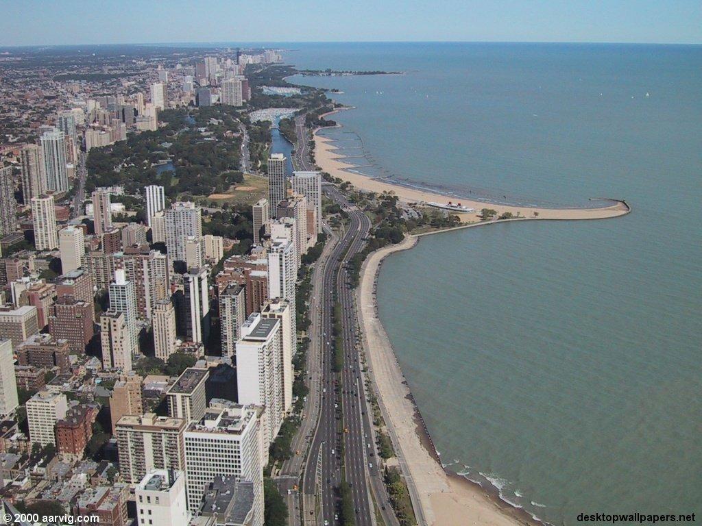 Chicago lake shore drive