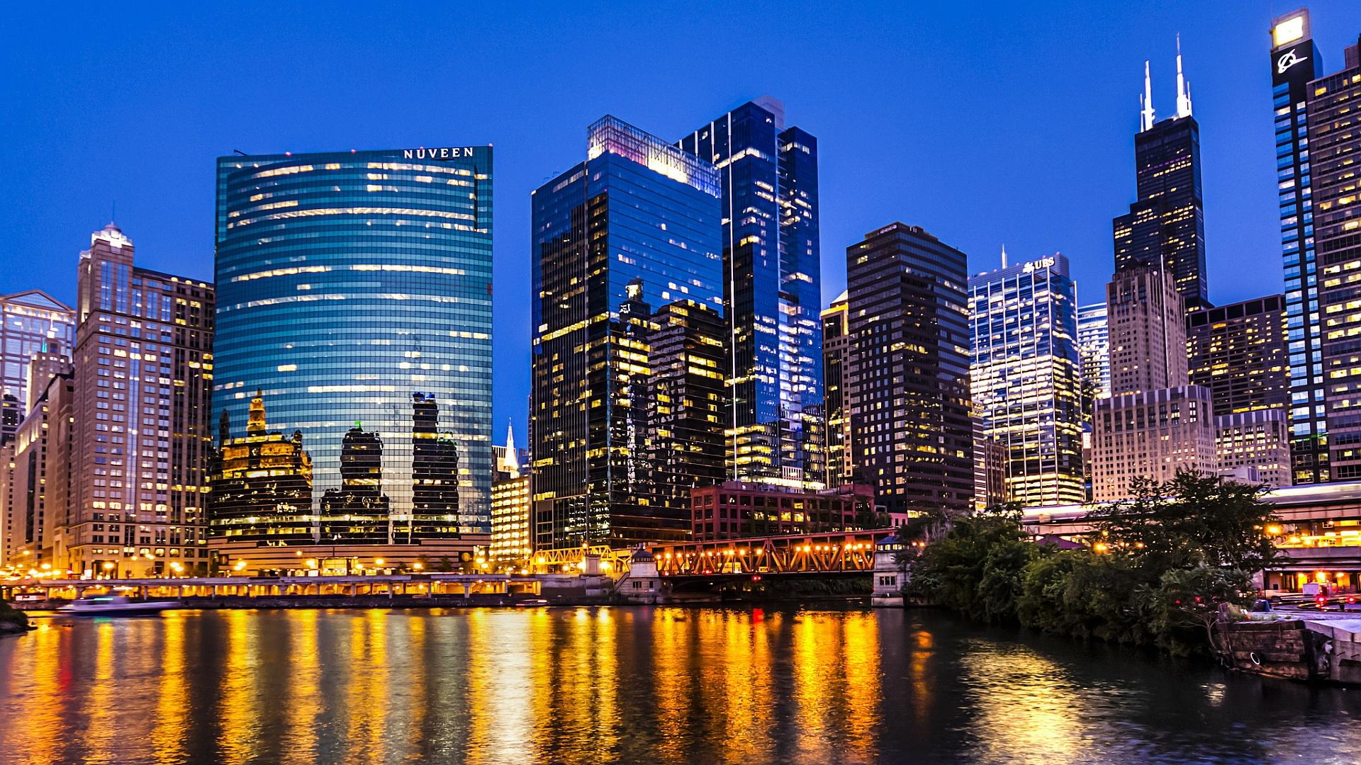 ... Chicago Wallpaper HD ...
