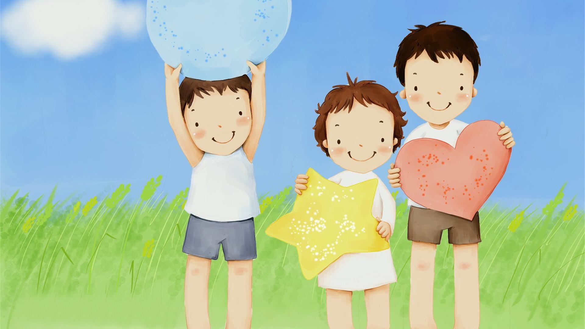 Children Wallpaper 1920x1080 60973