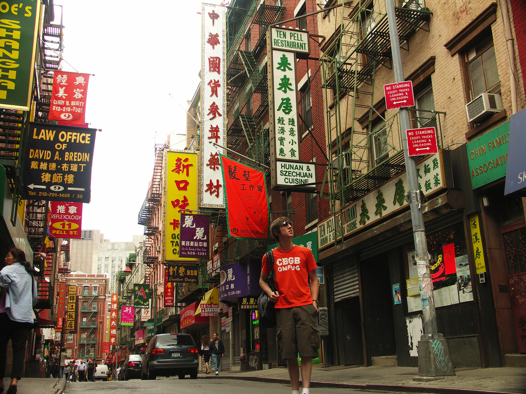 ... chinatown nyc | by J Blough