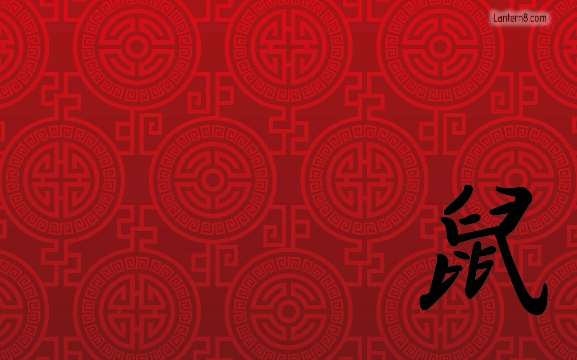 Chinese red and gold background