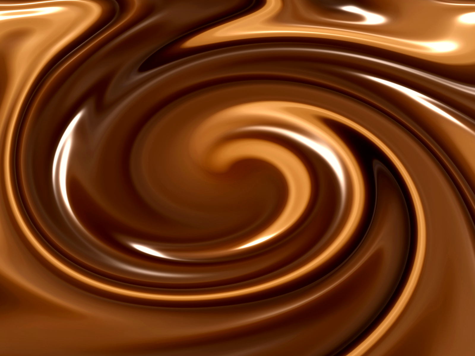 Chocolate Swirl wallpaper
