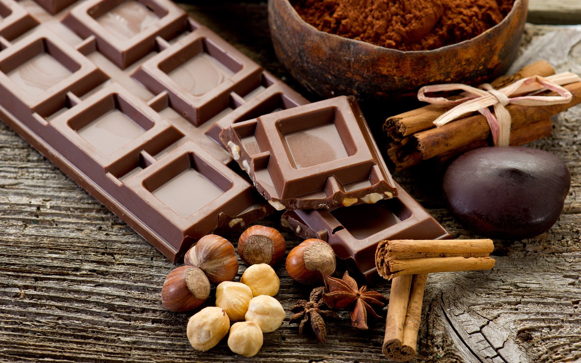 Chocolate Wallpaper Hd 23009