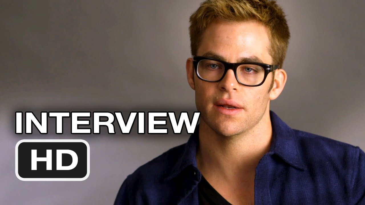 People Like Us Interview - Chris Pine (2012) Movie HD