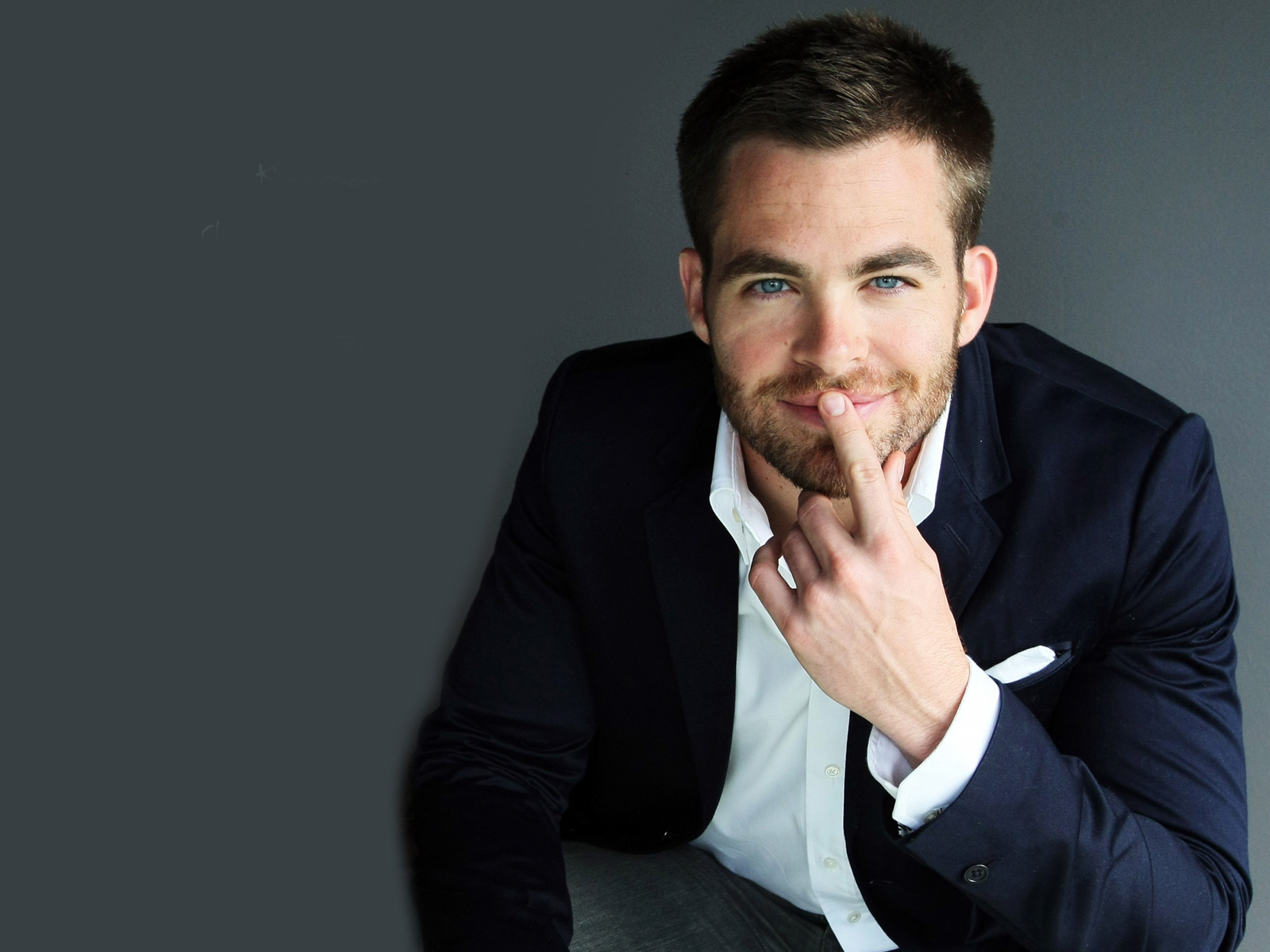 Chris Pine wallpapers ...