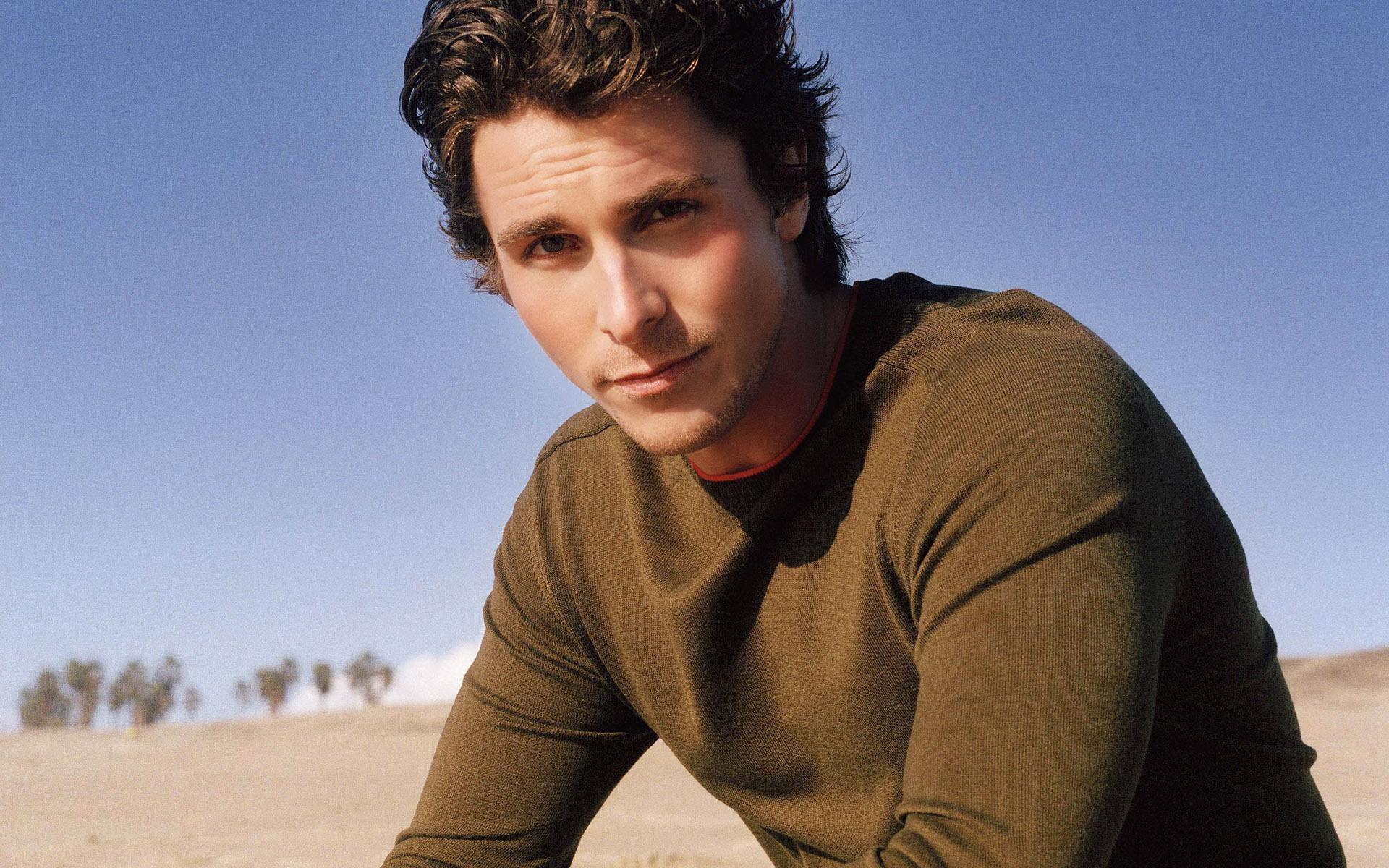 Christian Bale Background