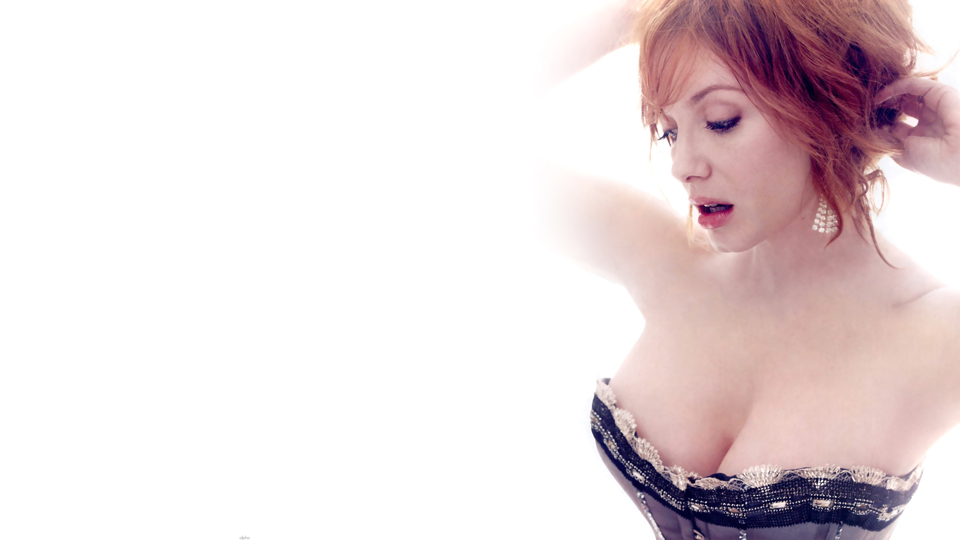 Christina Hendricks Background