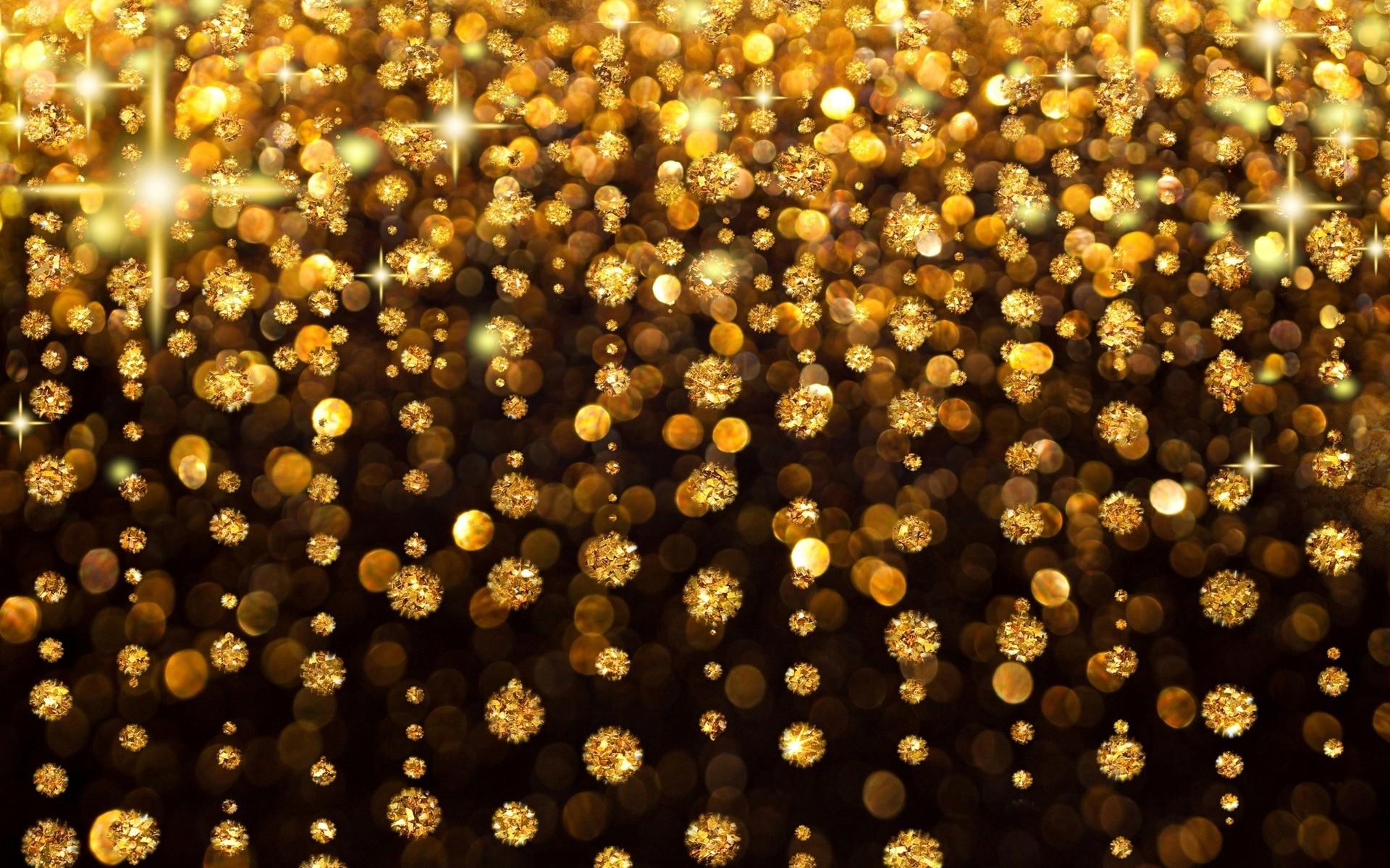Christmas Bokeh Wallpaper