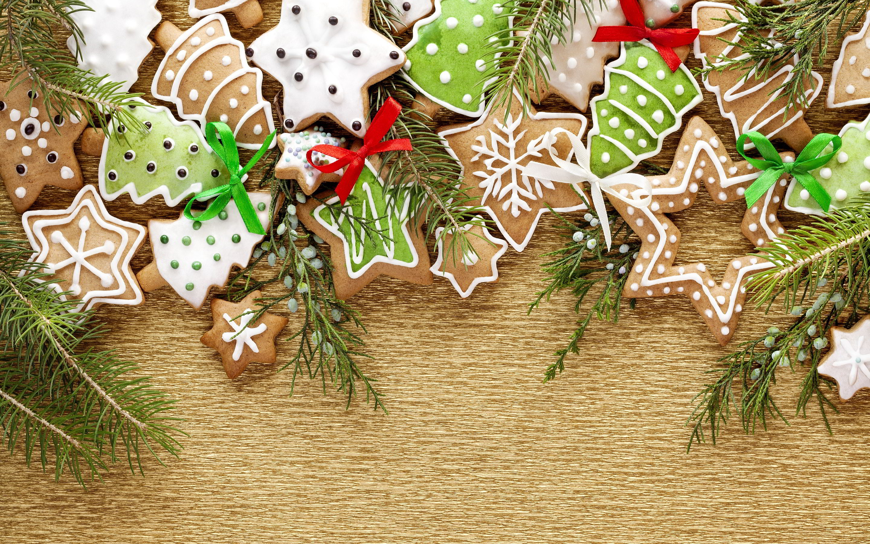Xmas cookies Wallpapers Pictures Photos Images. «