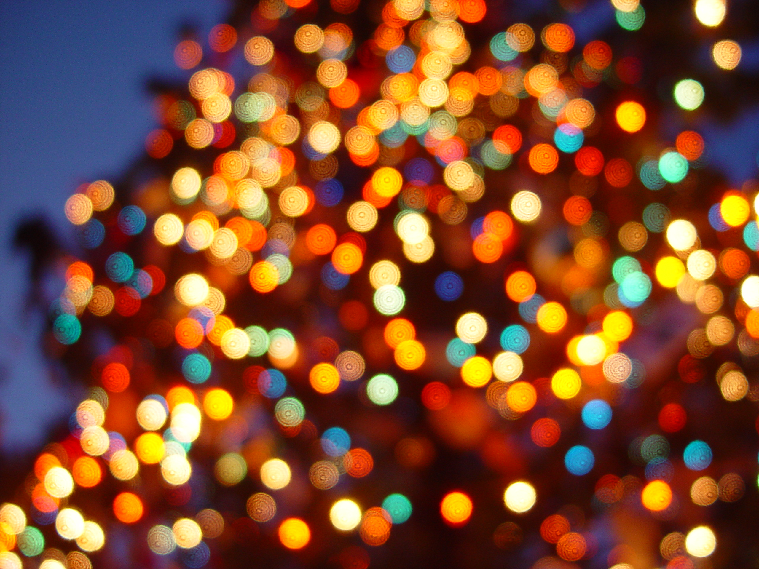 Christmas Lights Wallpaper 2560x1920 65603