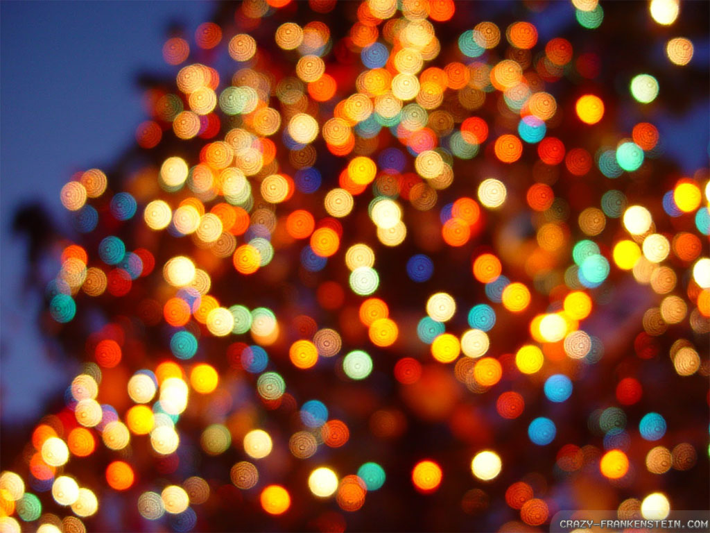 Wallpaper: Christmas lights wallpapers 2