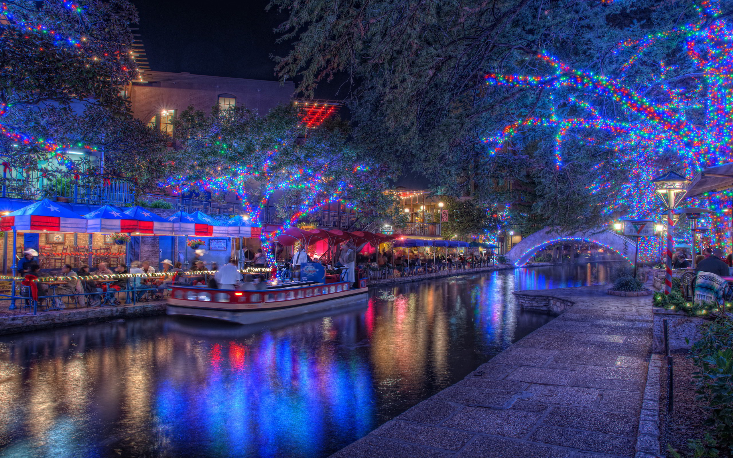 Christmas San Antonio Texas Wallpapers Pictures Photos Images. «