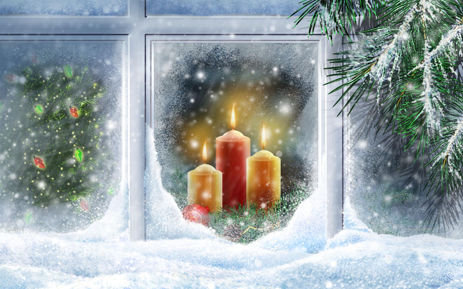 Christmas Scenery 15 Thumb